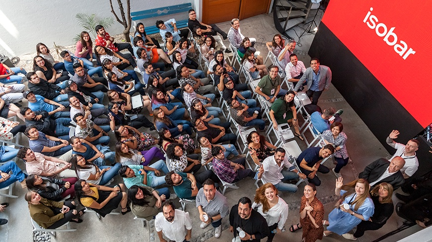 Flock Linked by Isobar becomes Isobar Mexico