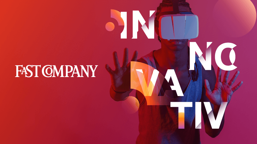 Firstborn Placed on Fast Company's Most Innovative Companies in AR/VR List