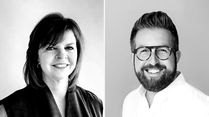 Isobar Bolsters Leadership Team with Two Key Hires
