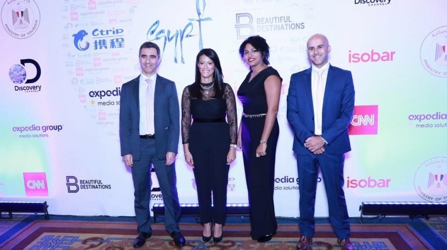 Egypt sets sights on a data-driven digital content approach to tourism with Isobar as a partner