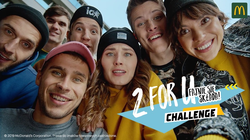The 2 for U Challenge - A new McDonald's campaign from Isobar