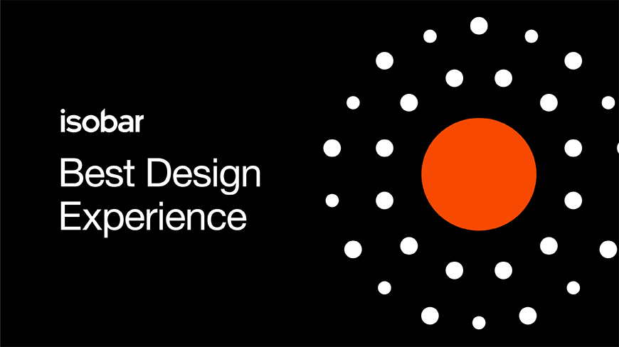 Isobar wins Best Design Experience at Salesforce Bolty Awards