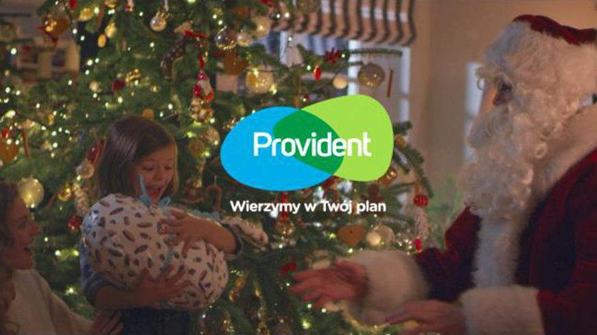 Children's dreams in Provident's Christmas campaign