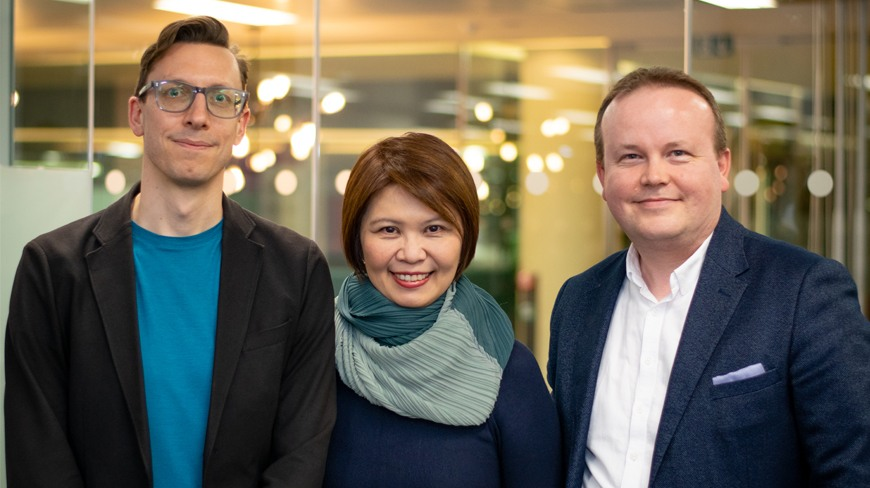 Whitespace becomes part of Isobar UK