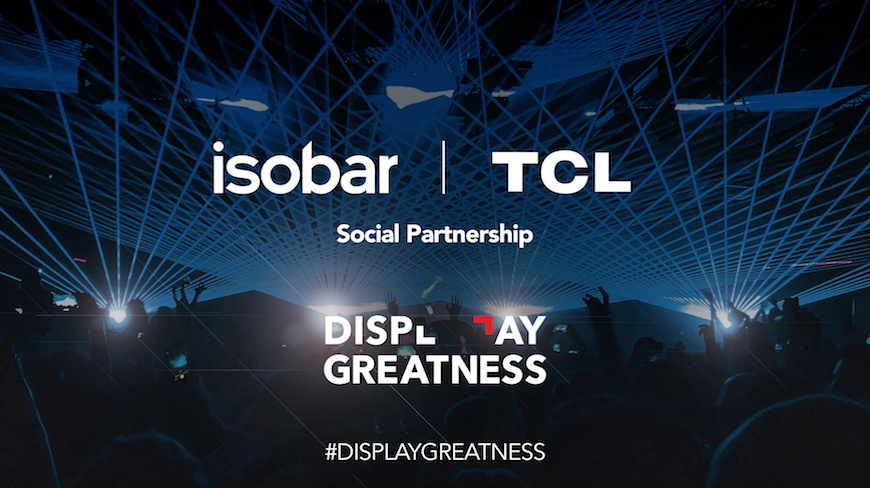 TCL Communication Appoints Isobar