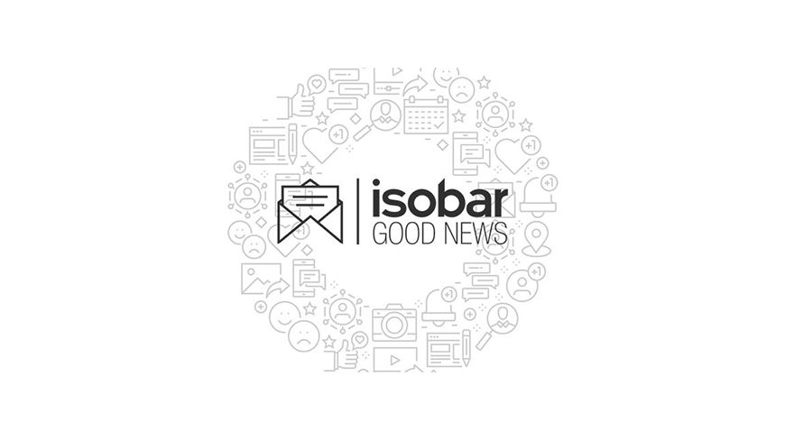 Isobar Spain introduces Isobar Good News
